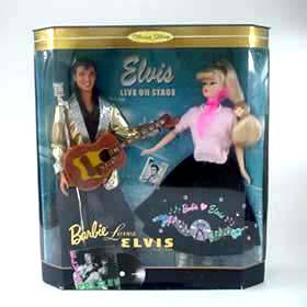 Elvis e Barbie