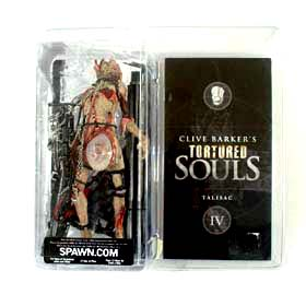 Talisac Tortured Souls