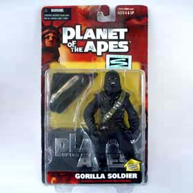 Gorilla Soldier Planet of The Apes