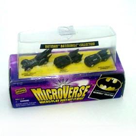 Batmobile Collection