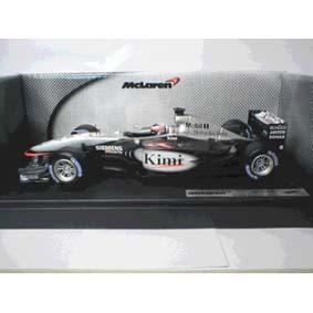 McLaren MP4 17D - Kimi Raikkonen (2003)