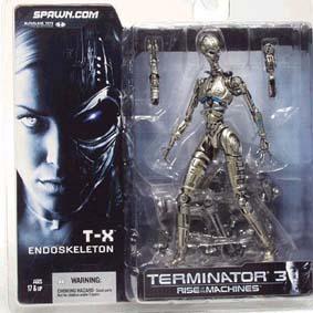 T-X  (Terminator 3) O Exterminador do Futuro 3