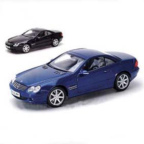Mercedes-Benz SL500 (2001)