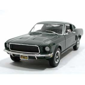 Mustang 1968 Bullitt