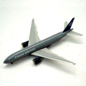 Boeing 747 SL United Airlines