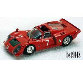 Alfa Romeo 33.2 Spyder Mugello Facetti (1968)