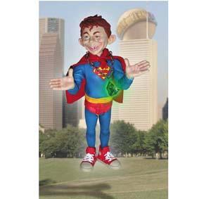 Alfred E. Newman MAD (Superman)