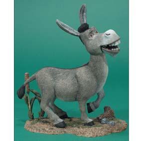 Donkey / Burro ( Shrek ) McFarlane Toys Action Figures