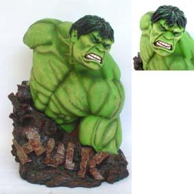 Hulk busto