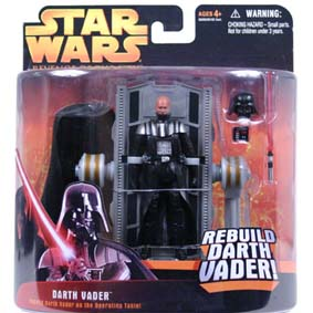 Darth Vader on Operating Table