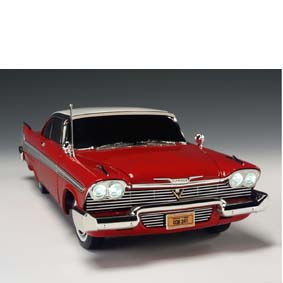 Christine (Plymouth Fury)  O Carro Assassino.