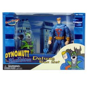 Falcão Azul e Bionicão