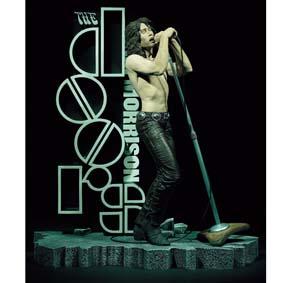 Jim Morrison The Doors (aberto)
