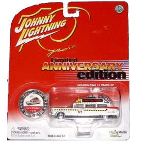 Ecto-1 Ghostbuster (10th Anniversary)