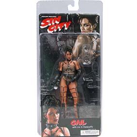 Bonecos Sin City Neca Toys series 1 Gail