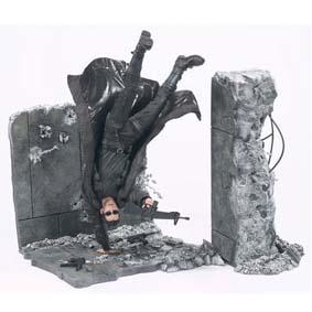 Neo Matrix marca McFarlane Toys Action Figures