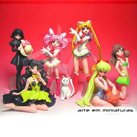 Sailormoon IV - 5 pers.