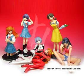 Evangelion - 6 pers.