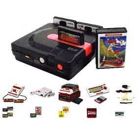 Nintendo - 6 consoles