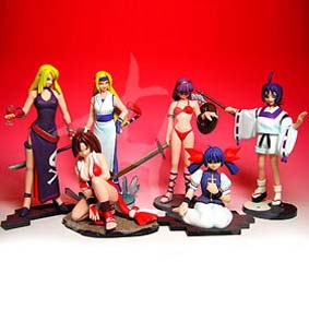 SNK Girls - 6 pers.