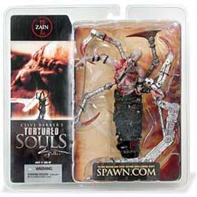 Zain (Tortured Souls 2)