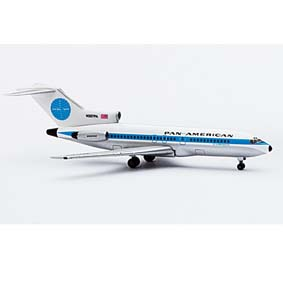 PAN AM BOEING 727-100