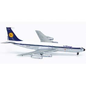 LUFTHANSA BOEING 707-300 BREMEN