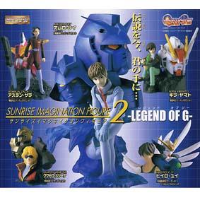 Gundam (5 dioramas)