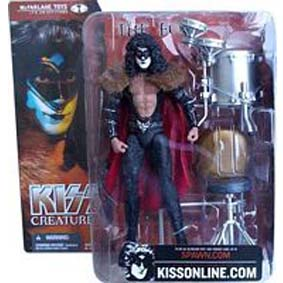 Kiss Creatures Of The Night (Eric Carr)