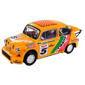 Fiat Abarth Texaco