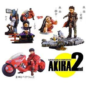 Akira II - 5- pers