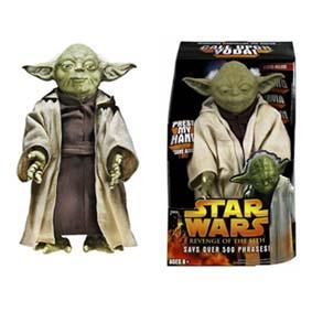 Yoda (500 frases/Interativo)