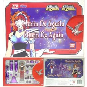 Marin De Águia - Boneco Cavaleiros dos Zodíaco