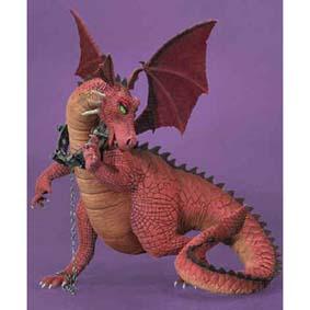 Dragon Deluxe / Dragoa (série 1) dragão do filme Shrek