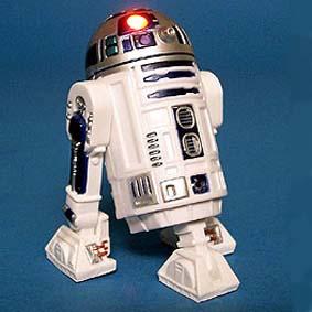 R2-D2 c/ Mustafar Som #48