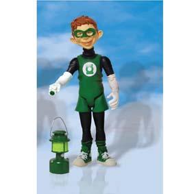 Alfred E. Newman MAD - Lanterna Verde (aberto)