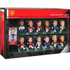 Manchester United (12 jog.)
