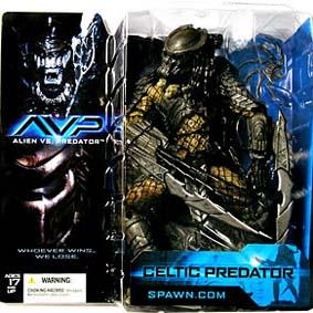 Celtic Predator (Alien VS. Predador série 1)
