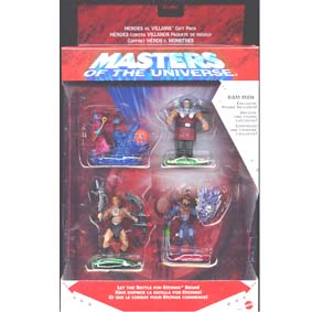 Masters of the Universe (4 bonecos)