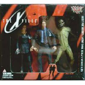 Arquivo X (Mulder e Scully)