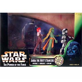 Jabba the Hutts Dancers (Rystall, Greeata, Lyn Me)