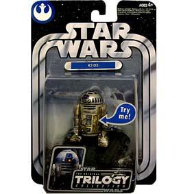 R2-D2 Dagobah Swamp