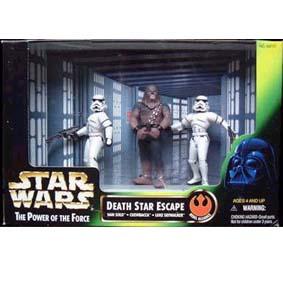 Death Star Escape (Han Solo, Chewbacca, Luke)