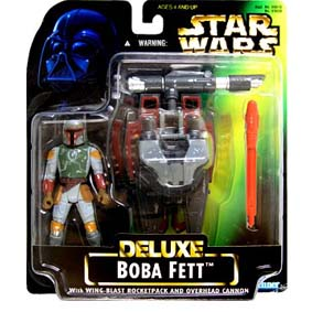 Boba Fett (Power of the Force Deluxe)