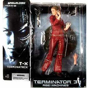 T-X Terminatrix (Exterminador do Futuro 3)
