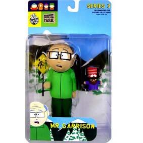 Mr. Garrison (série 3)