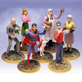 The silver age of Smallville