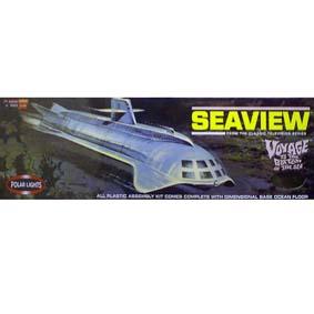 Seaview Submarine