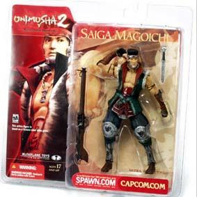 Saiga Magoichi (Onimusha 2)