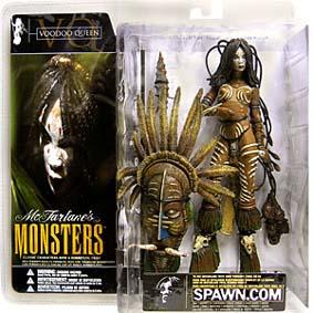 Voodoo (série Monsters)